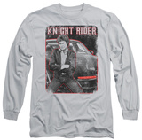 Long Sleeve: Knight Rider - Knight And Kitt T-shirts
