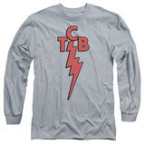 Long Sleeve: Elvis Presley - TCB Long Sleeves