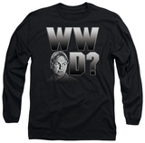 Long Sleeve: NCIS - What Would Gibbs Do T-shirts