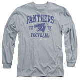 Long Sleeve: Friday Night Lights - Panther Arch T-Shirt