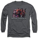 Long Sleeve: Injustice: Gods Among Us - Bad Girls T-shirts