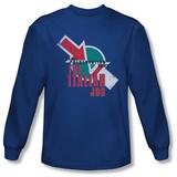 Long Sleeve: Italian Job - Self Preservation Society T-shirts