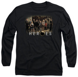 Long Sleeve: Heroes - Cast Shirts