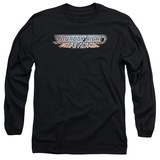 Long Sleeve: Saturday Night Fever - Logo Shirts