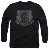 Long Sleeve: Sons Of Anarchy - Original Reaper Crew T-shirts