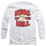 Long Sleeve: King Of The Hill - Logo Shirts