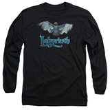 Long Sleeve: Labyrinth - Title Sequence T-shirts