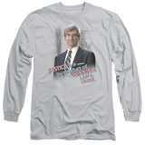Long Sleeve: Law & Order - Jack Mccoy T-shirts