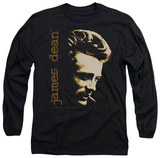 Long Sleeve: James Dean - Smoke T-shirts