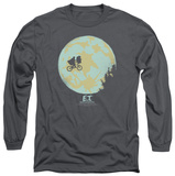Long Sleeve: E.T. - In The Moon Shirt