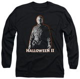 Long Sleeve: Halloween II - Michael Myers T-shirts