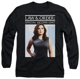 Long Sleeve: Law & Order: SVU - Behind Closed Doors Shirts