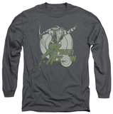 Long Sleeve: Green Arrow - Right On Target T-shirts