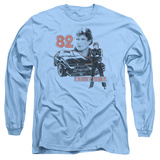Long Sleeve: Knight Rider - Kitt Consol Long Sleeves