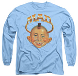 Long Sleeve: Mad Magazine - Punk T-shirts
