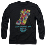 Long Sleeve: Quantum Leap - According To Ziggy Shirts