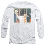 Long Sleeve: Elvis Presley - Aloha Knockout T-shirts