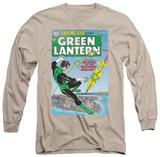 Long Sleeve: Green Lantern - Menace Missle T-shirts