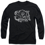 Long Sleeve: Sons Of Anarchy - Charming CA T-shirts