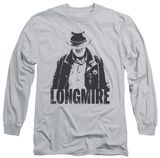 Long Sleeve: Longmire - One Color T-Shirt
