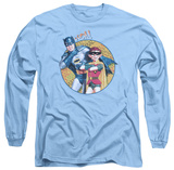 Long Sleeve: Mad Magazine - Batman And Alfred T-shirts