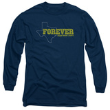 Long Sleeve: Friday Night Lights - Texas Forever T-shirts
