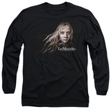 Long Sleeve: Les Miserables - Cosette Face T-shirts