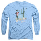 Long Sleeve: Rango - Blend In Shirt