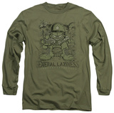 Long Sleeve: Garfield - General Laziness T-shirts