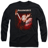 Long Sleeve: Halloween II - Nightmare Long Sleeves