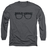 Long Sleeve: Major League - Wild Thing T-shirts