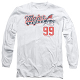 Long Sleeve: Major League - 99 T-Shirt