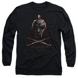 Long Sleeve: Gladiator - Helmet Long Sleeves