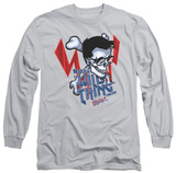 Long Sleeve: Major League - Wild Skull T-Shirt