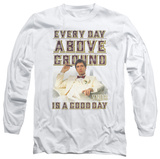 Long Sleeve: Scarface - Above Ground T-shirts