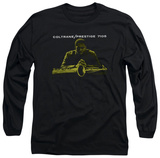 Long Sleeve: John Coltrane - Mellow Yello T-shirts