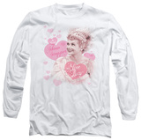 Long Sleeve: I Love Lucy - Show Stopper T-Shirt