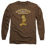 Long Sleeve: Garfield - Perfect Long Sleeves