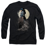 Long Sleeve: Justice League - Zatanna Illusion Shirts