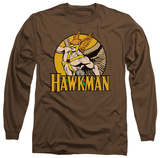 Long Sleeve: Hawkman - Hawkman T-shirts