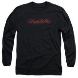 Long Sleeve: Sleepy Hollow - Logo Shirt