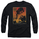 Long Sleeve: Gone With The Wind - Greatest Romance T-shirts