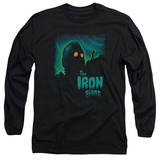 Long Sleeve: Iron Giant - Look To The Stars T-shirts