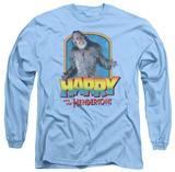 Long Sleeve: Harry & The Hendersons - Meet Harry T-Shirt