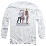 Long Sleeve: Sixteen Candles - Poster T-shirts