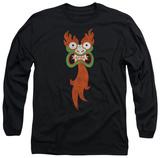 Long Sleeve: Samurai Jack - Aku Face Shirts