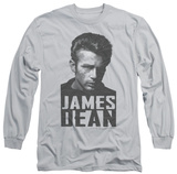 Long Sleeve: James Dean - Dean Lines Shirts