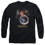 Long Sleeve: Labyrinth - I Have A Gift T-Shirt