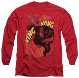 Long Sleeve: King Kong - Plane Grab Shirts