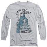 Long Sleeve: Polar Express - Rail Riders Shirt